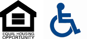 Equal Opportunity Housing and Handicap Accessible
